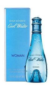 Davidoff Cool Water Woman Toaletní voda ( exkluzivní velké balení ) 200 ml pro ženy