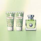 Versace Versense Dárková sada Toaletní voda 50 ml, tělové mléko Versense 50 ml a sprchový gel Versense 50 ml