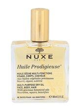 Nuxe Multifunkční suchý olej Huile Prodigieuse (Multi-Purpose Dry Oil) Objem 100 ml s rozprašovačem