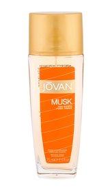 Jovan Musk For Women Deodorant 75 ml pro ženy