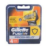 Gillette Fusion Proshield Náhradní břit 4 ks pro muže