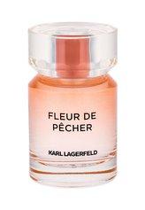 Karl Lagerfeld Les Parfums Matieres Parfémovaná voda Fleur De Pecher 50 ml pro ženy