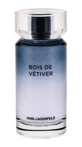 Karl Lagerfeld Les Parfums Matieres Toaletní voda Bois De Vétiver 100 ml pro muže