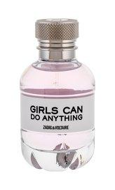 Zadig & Voltaire Girls Can Do Anything Parfémovaná voda 50 ml pro ženy