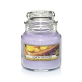 Yankee Candle Aromatická svíčka Classic malý Lemon Lavender 104 g unisex
