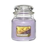 Yankee Candle Aromatická svíčka Classic střední Lemon Lavender 411 g unisex