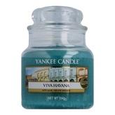 Yankee Candle Aromatická svíčka Classic malý Viva Havana 104 g unisex