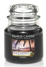 Yankee Candle Aromatická svíčka Classic střední Black Coconut 411 g unisex