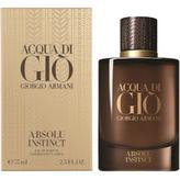 Armani Acqua Di Gio Absolu Instinct Parfémová voda 75 ml pro muže