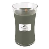 Woodwick Evening Bonfire Váza ( večerní oheň ) - Vonná svíčka 275. ml unisex