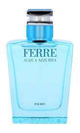 Gianfranco Ferré Acqua Azzura Toaletní voda 50 ml pro muže