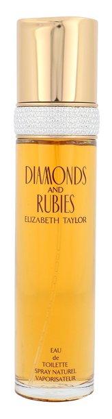 Elizabeth Taylor Diamonds and Rubies Toaletní voda 100 ml pro ženy