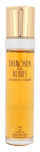 Elizabeth Taylor Diamonds and Rubies