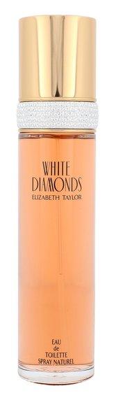 Elizabeth Taylor White Diamonds Toaletní voda 100 ml pro ženy