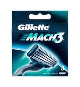 Gillette Mach 3 ( 8 ks ) - Náhradní hlavice pro muže