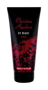 Christina Aguilera Christina Aguilera By Night sprchový gel 200 ml