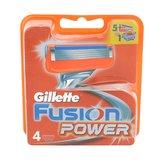 Gillette Fusion Power ( 4 ks ) - Náhradní hlavice pro muže