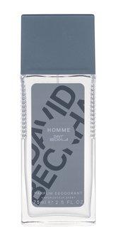 David Beckham Homme Deodorant 75 ml pro muže