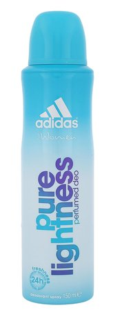 Adidas Pure Lightness For Women Deodorant 24h 150 ml pro ženy