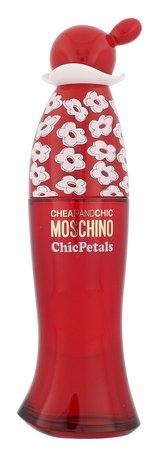 Moschino Cheap And Chic Chic Petals Toaletní voda 100 ml pro ženy
