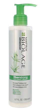 Matrix Biolage Fiberstrong Balzám na vlasy Fortifying Cream 200 ml pro ženy