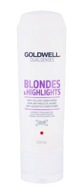 Goldwell Kondicionér pro blond a melírované vlasy Dualsenses Blondes & Highlights (Anti-Brassiness Conditioner) 200 ml pro ženy
