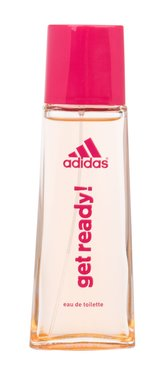 Adidas Get Ready! For Her EDT 50 ml pro ženy