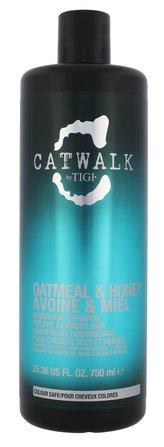 Tigi Catwalk Oatmeal & Honey Šampon 750 ml pro ženy