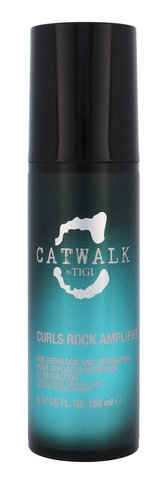 Tigi Catwalk Curlesque Curls Rock Amplifier Pro podporu vln 150 ml pro ženy