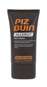 PIZ BUIN Allergy Opalovací přípravek na obličej 40 ml SPF50 pro ženy