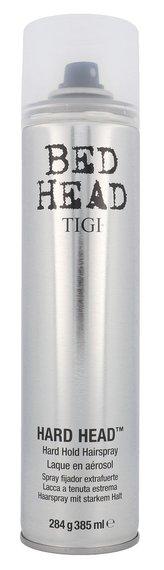 Tigi Bed Head Hard Head Lak na vlasy 385 ml pro ženy
