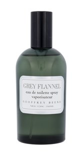 Geoffrey Beene Grey Flannel Toaletní voda 120 ml pro muže