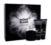 Montblanc Legend toaletní voda 100 ml + balzám po holení 100 ml + sprchový gel 100 ml