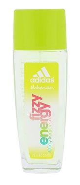 Adidas Fizzy Energy For Women Deodorant 24h 75 ml pro ženy