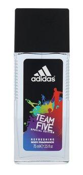 Adidas Team Five Deodorant Special Edition 75 ml pro muže