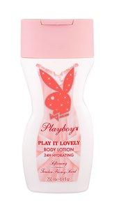 Playboy Play It Lovely For Her Tělové mléko 250 ml pro ženy
