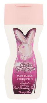 Playboy Super Playboy For Her Tělové mléko 250 ml pro ženy