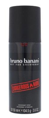 Bruno Banani Dangerous Man Deodorant 150 ml pro muže