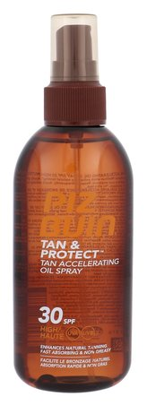 PIZ BUIN Tan & Protect Opalovací přípravek na tělo Tan Accelerating Oil Spray 150 ml SPF30 pro ženy