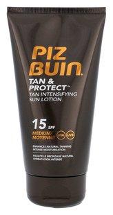 PIZ BUIN Tan & Protect Opalovací přípravek na tělo Tan Intensifying Sun Lotion 150 ml SPF15 pro ženy