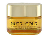 Loreal Paris Denní vyživující krém s mikro-perličkami oleje Nutri-Gold 50 ml pro ženy