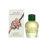 Frais Monde White Cedar And Musk Parfémovaný olej 12 ml pro ženy