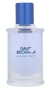 David Beckham Classic Blue Toaletní voda 40 ml pro muže