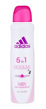 Adidas 6in1 Antiperspirant 150 ml