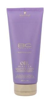 Schwarzkopf Professional Obnovující šampon BC Bonacure Oil Miracle (Barbary Fig Restorative Shampoo) Objem 200 ml pro ženy