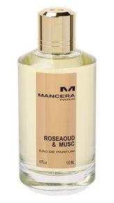MANCERA Roseaoud & Musk Parfémovaná voda 120 ml unisex