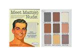 TheBalm Meet Matt(e) Nude Oční stín Eyeshadow Palette 25,5 g pro ženy