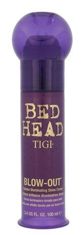 Tigi Bed Head Blow-Out Pro definici a tvar vlasů Golden Illuminating Shine Cream 100 ml pro ženy