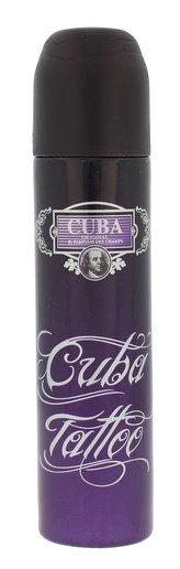 Cuba Cuba Tattoo Parfémovaná voda 100 ml pro ženy