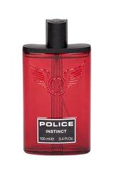 Police Instinct - EDT 100 ml
